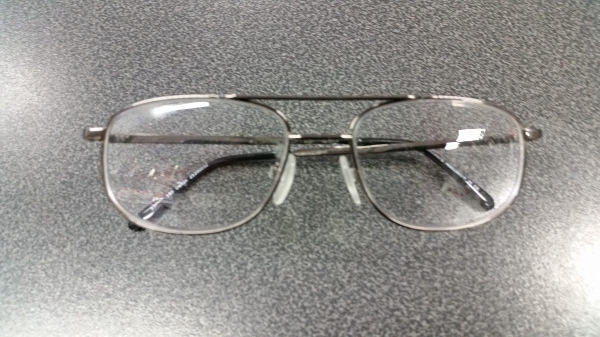 Glasses left in shop